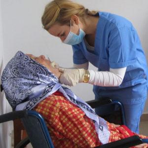 Programas de Odontología Social en África y Asia